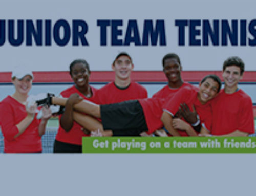 New Way to Get Involved in Junior Team Tennis